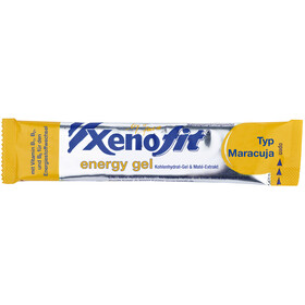 Xenofit Sachets Gels énergétiques 30x25g, Maracuja